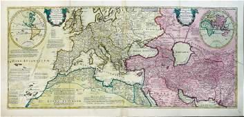 Moll Map of the Roman Empire
