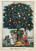 Currier  Ives The Tree of Life