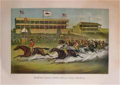 Currier  Ives Winning Hands Down With a Good