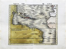 Waldseemuller's Admiral's Map