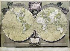 Laurie  Whittle World Map