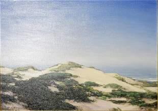 Breuer Oil of Sand Dunes in Carmel, CA