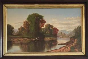Duncanson Oil of the Ohio River Valley