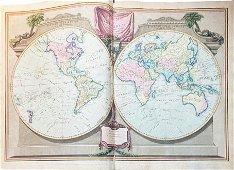 Laurie & Whittle Atlas - The Wardington Copy