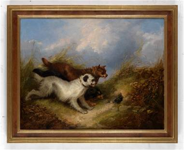 George Armfield, Tarriers Rabbiting