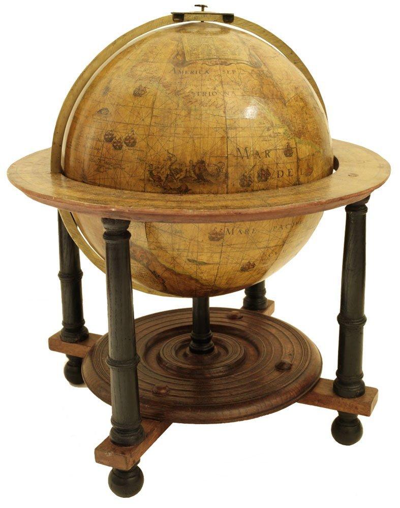 Blaeu - Terrestral Globe