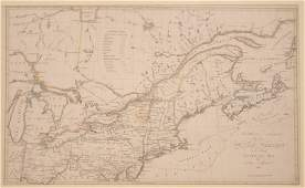 Northern Section of the United States including...