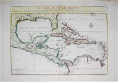 Le Golfe de Mexique
