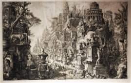 Frontispiece to Volume II. Antiquus Biuii Uiarum Appiae