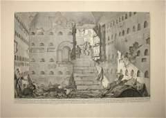 Piranesi Print, Antichita Romane