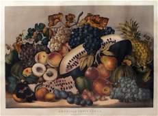 American Fruit Piece