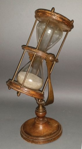 Baroque Style Hourglass