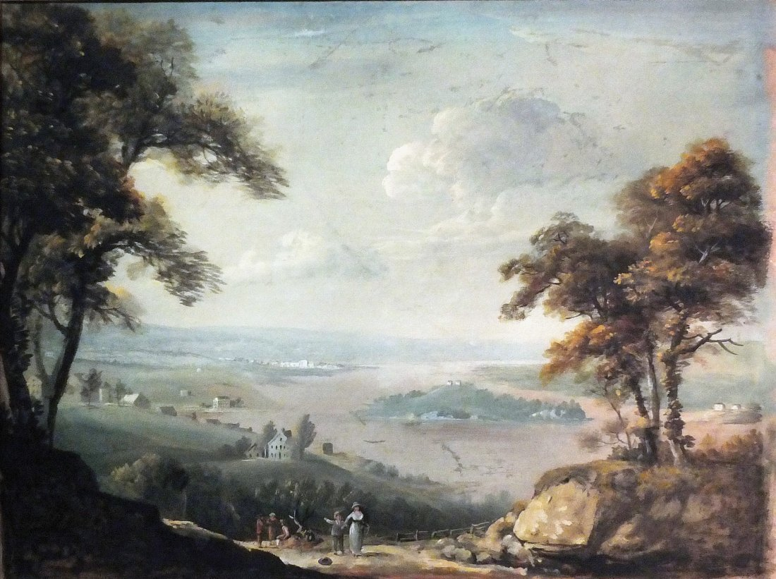 Pivotal Early Views of Washington, DC by George Beck