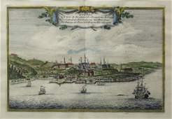 View of Quebec by Popple