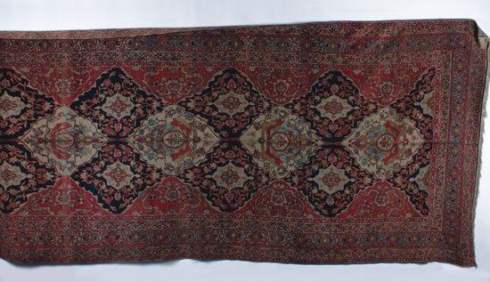 1: A Lavar Kirman Gallery Carpet,  Southeast Persia,