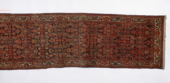 2: A Fereghan Runner, North Persia,