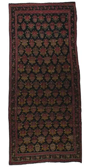 A Karabagh Long Rug, South Caucasus,