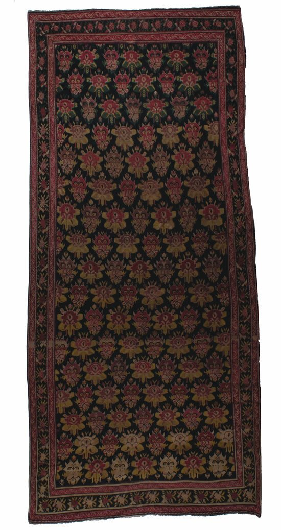 3: A Karabagh Long Rug, South Caucasus,