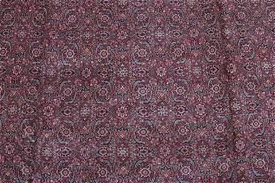 A Tabriz Carpet, Northwest Persia,