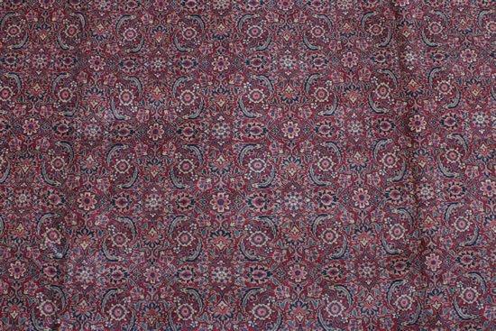4: A Tabriz Carpet, Northwest Persia,