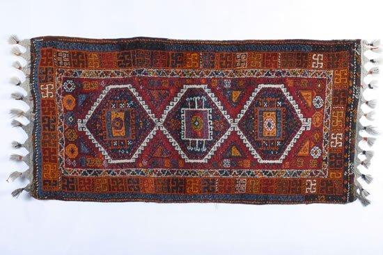 6: A Yuruk Rug, East Anatolia,