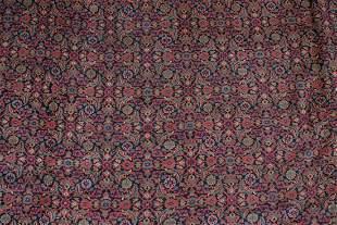 A Khorossan Carpet, Northeast Persia,