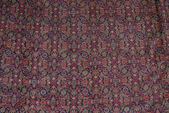 8: A Khorossan Carpet, Northeast Persia,