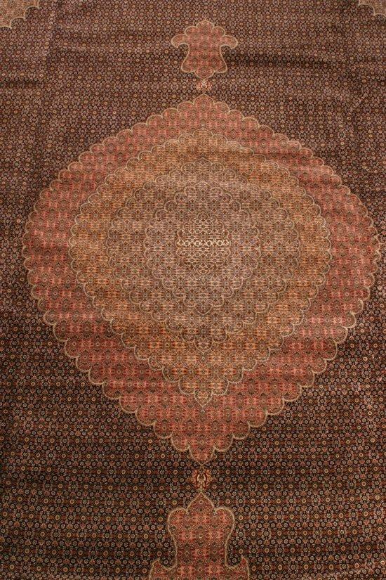11: A Tabriz Carpet, Northwest Persia,