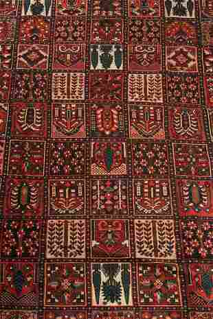 A Baktiari Carpet, Central Persia,