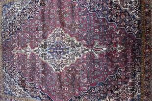 A Bibikabad Carpet, Central Persia,