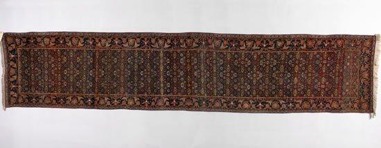 14: A Khorossan Runner, Northeast Persia,