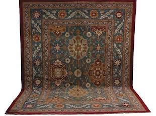 An Agra Carpet, Northwest India,