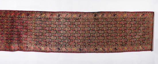 18: A Hamadan Rug, Northwest Persia,