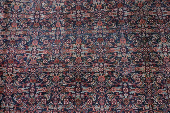 19: A Fereghan Carpet, North Persia,