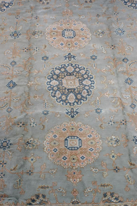 22: A Melas Carpet, Southwest Anatolia,