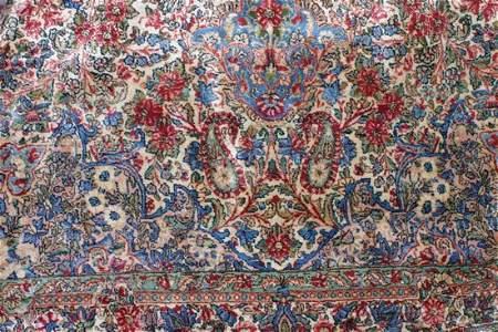 360: A Kirman Carpet, Southeast Persia,