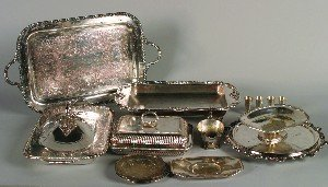 3: A Set of Four American Silver Cordials, Wallace, Hei