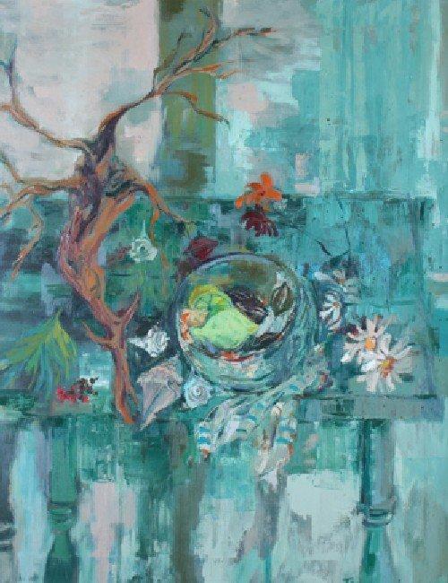 18: Joyce Wahl Treiman, (American, 1922-1991), Still Li