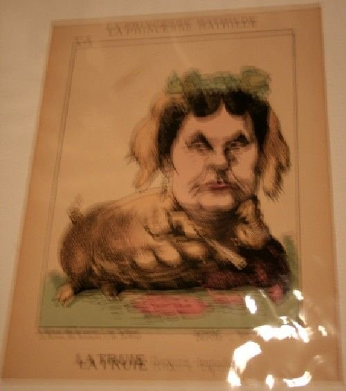 500: French School, , A Goup of Twenty-Two prints depic