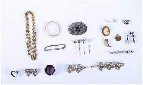 411A: A Group of Lady's Jewelry,