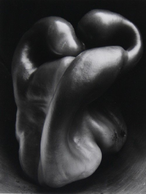 102: Edward Weston, (American, 1886-1958), Pepper, 1930