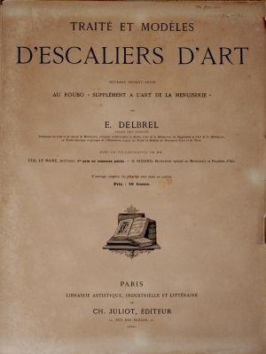 11: (ARCHITECTURE) DELBREL, E.