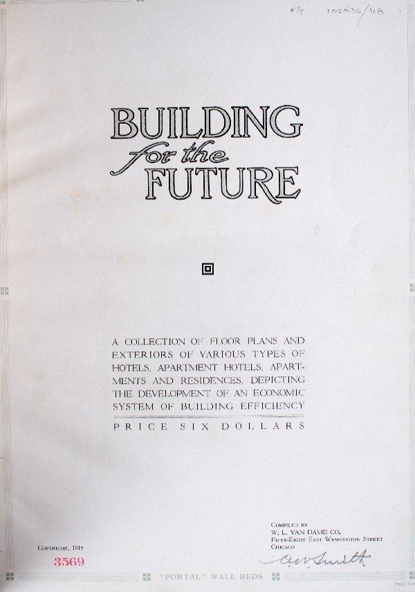 18: (ARCHITECTURE) VAN DAME, W.L. et al