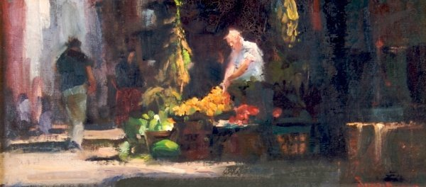 23: Richard Alan Schmid, (American, b. 1934), Vegetable