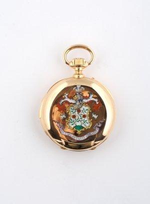 21: Franklin D. Roosevelt's Pocket Watch, LeRoy et Fils