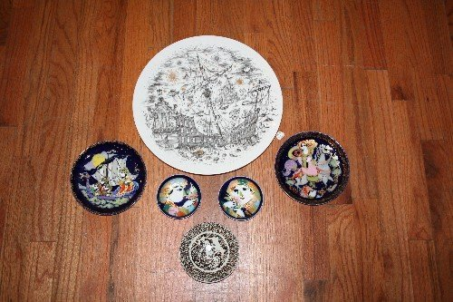 486: A Collection of Rosenthal Porcelain, Winblad, Heig