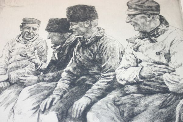 1070: Georg Jahn, (German, 1869-1941), A group of two p