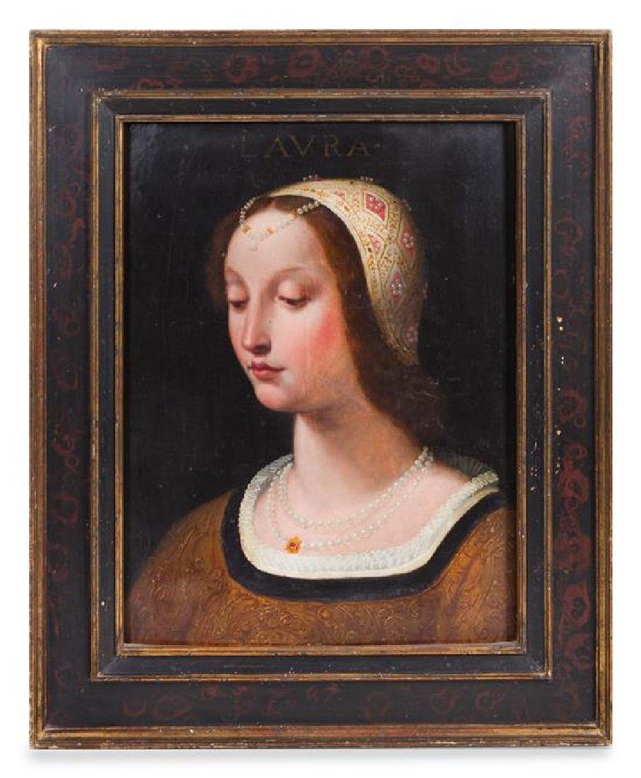 Attributed to Francesco Salviati