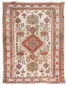 * A Serapi Style Wool Rug 10 feet 4 inches x 7 feet 9