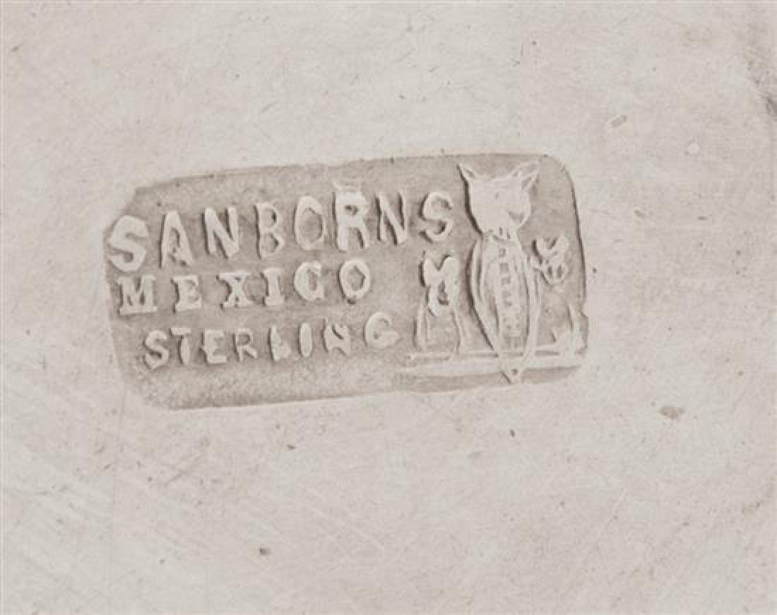A Mexican Silver Ice Bucket - 2